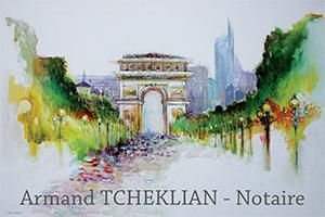 Armand Tchekalian - Notaire